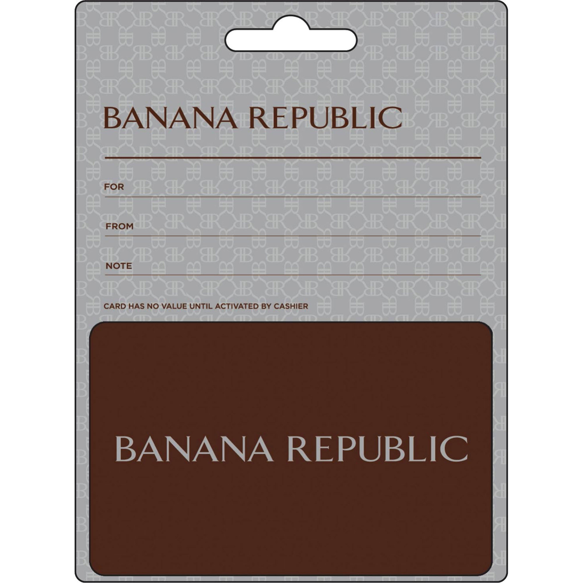 No Annual Fee: Without an annual fee to worry about, both the Banana Republic Credit Card and the Banana Republic Store Card can be purely vehicles for saving money. The lack of a fee also makes them $ cheaper than the average credit card/5.