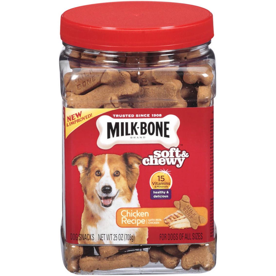 Back Labels Of Dog Treats