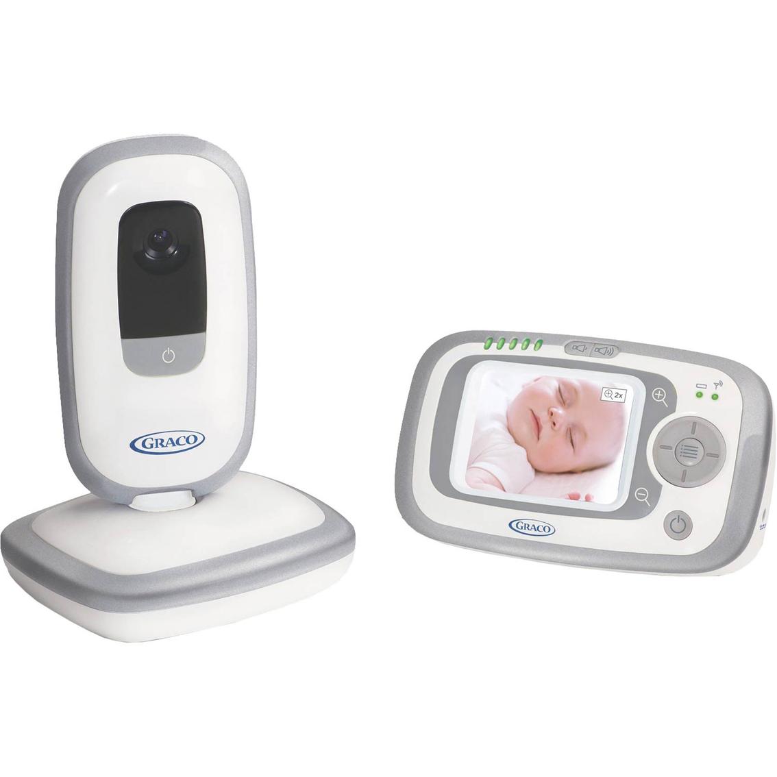 graco true focus digital video baby monitor baby monitors baby toys. Black Bedroom Furniture Sets. Home Design Ideas