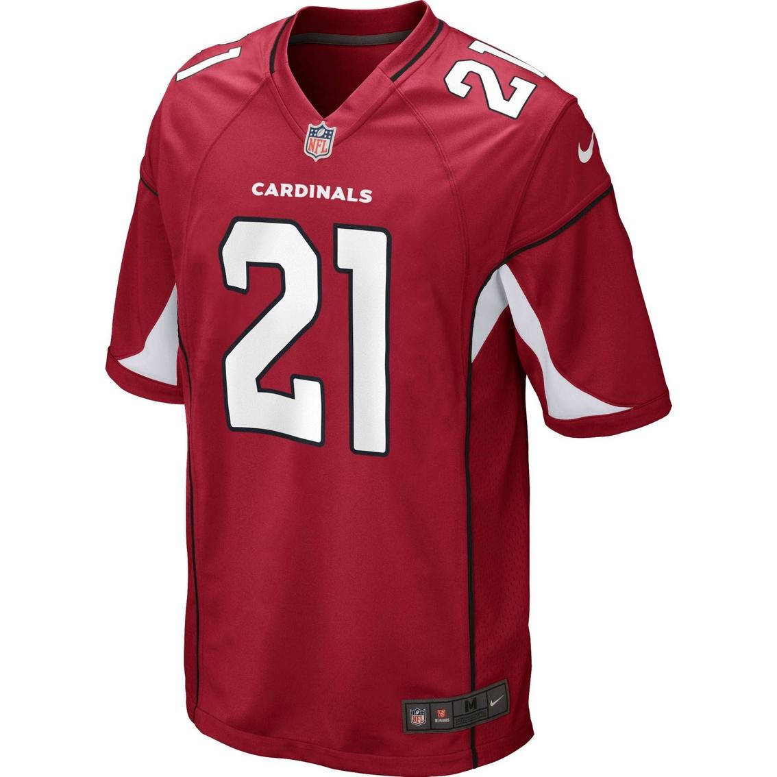 ed243d593374 Nike Nfl Arizona Cardinals Patrick Peterson Red Game Jersey ...
