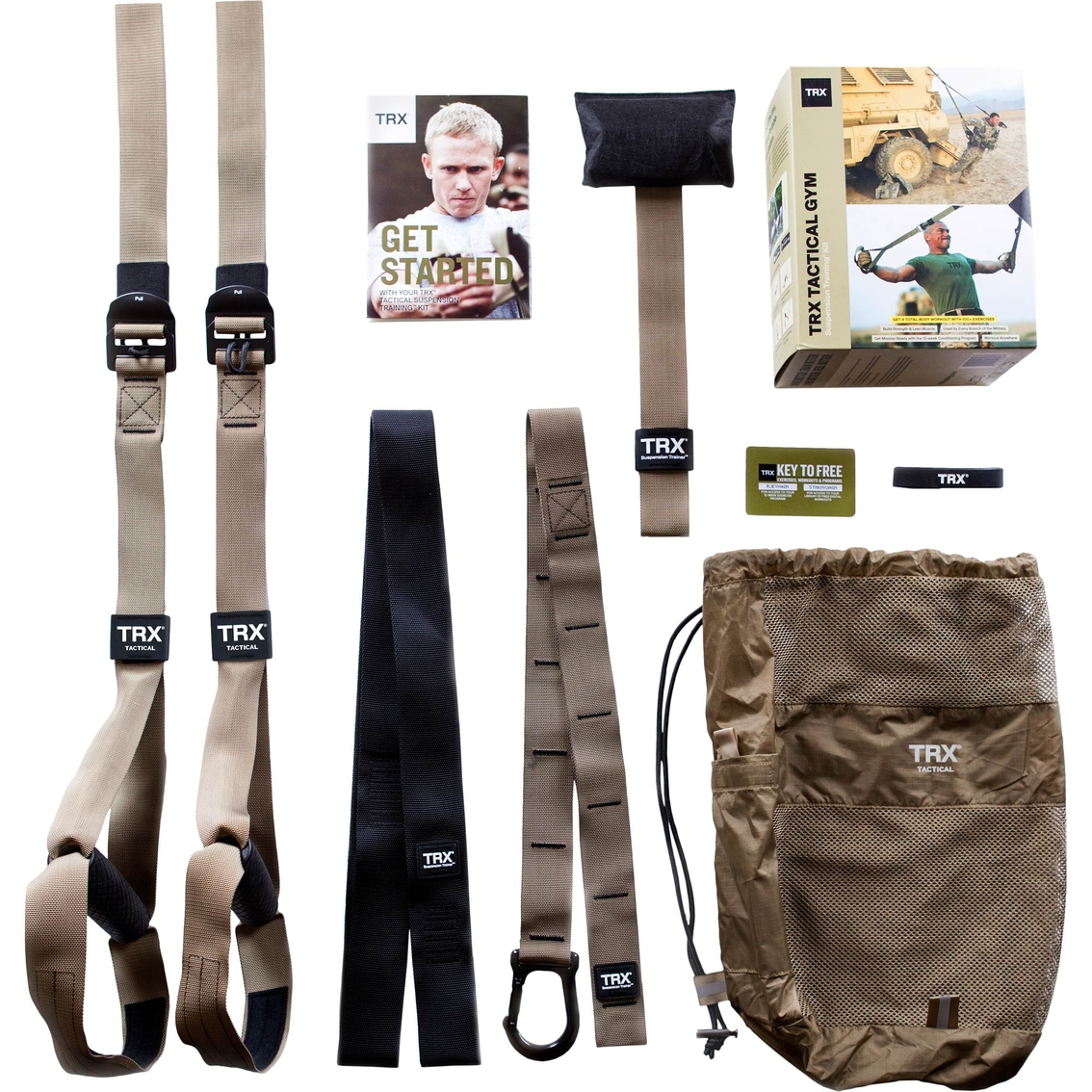 TRX Tactical Gym Kit