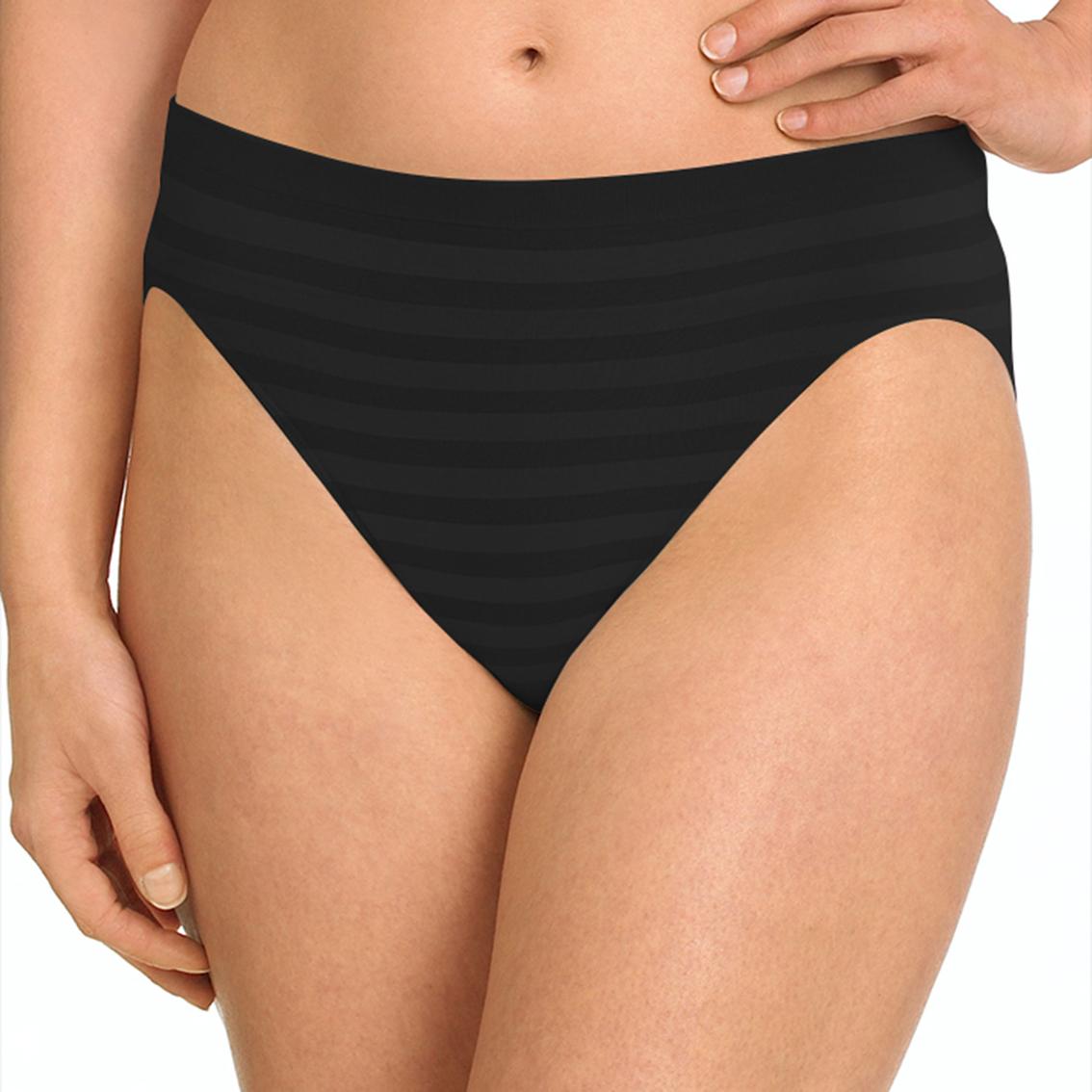 db968086bdd4 Jockey Matte-shine Hi Cut Underwear   Panties   Apparel   Shop The ...