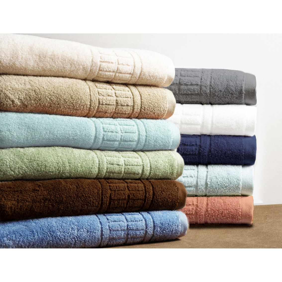 Martha stewart collection plush bath towel bed bath shop the exchange Martha stewart bathroom collection