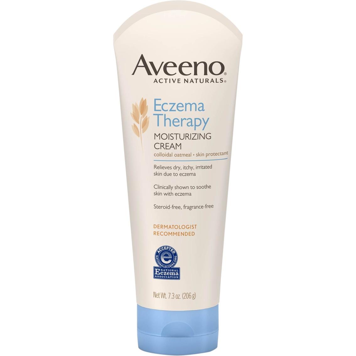 Aveeno Anti-itch Eczema Therapy Moisturizing Cream