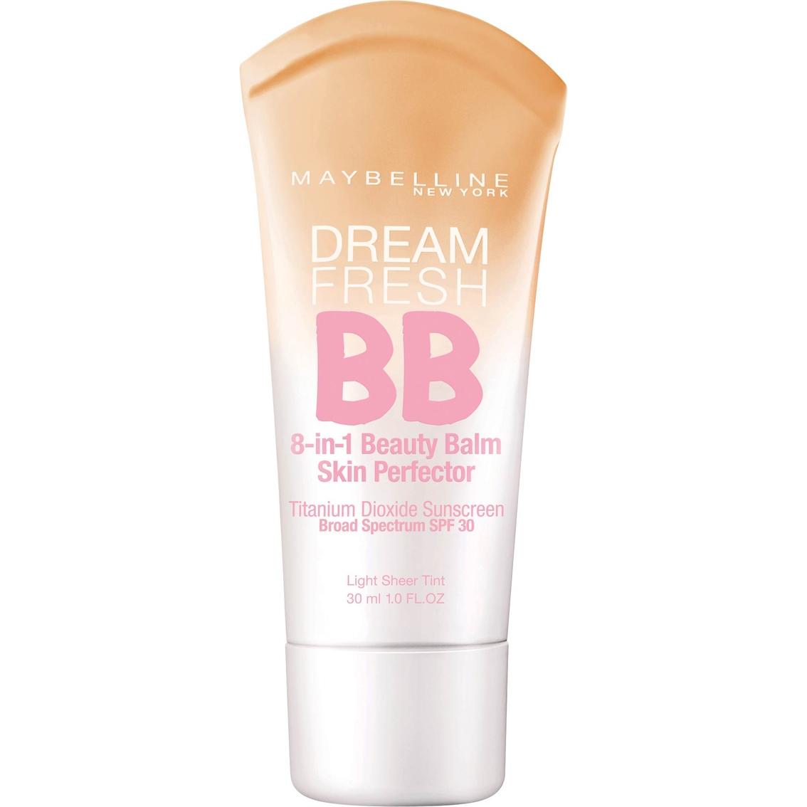 Maybelline New York Dream Fresh Bb Cream 8-in-1 Skin ...