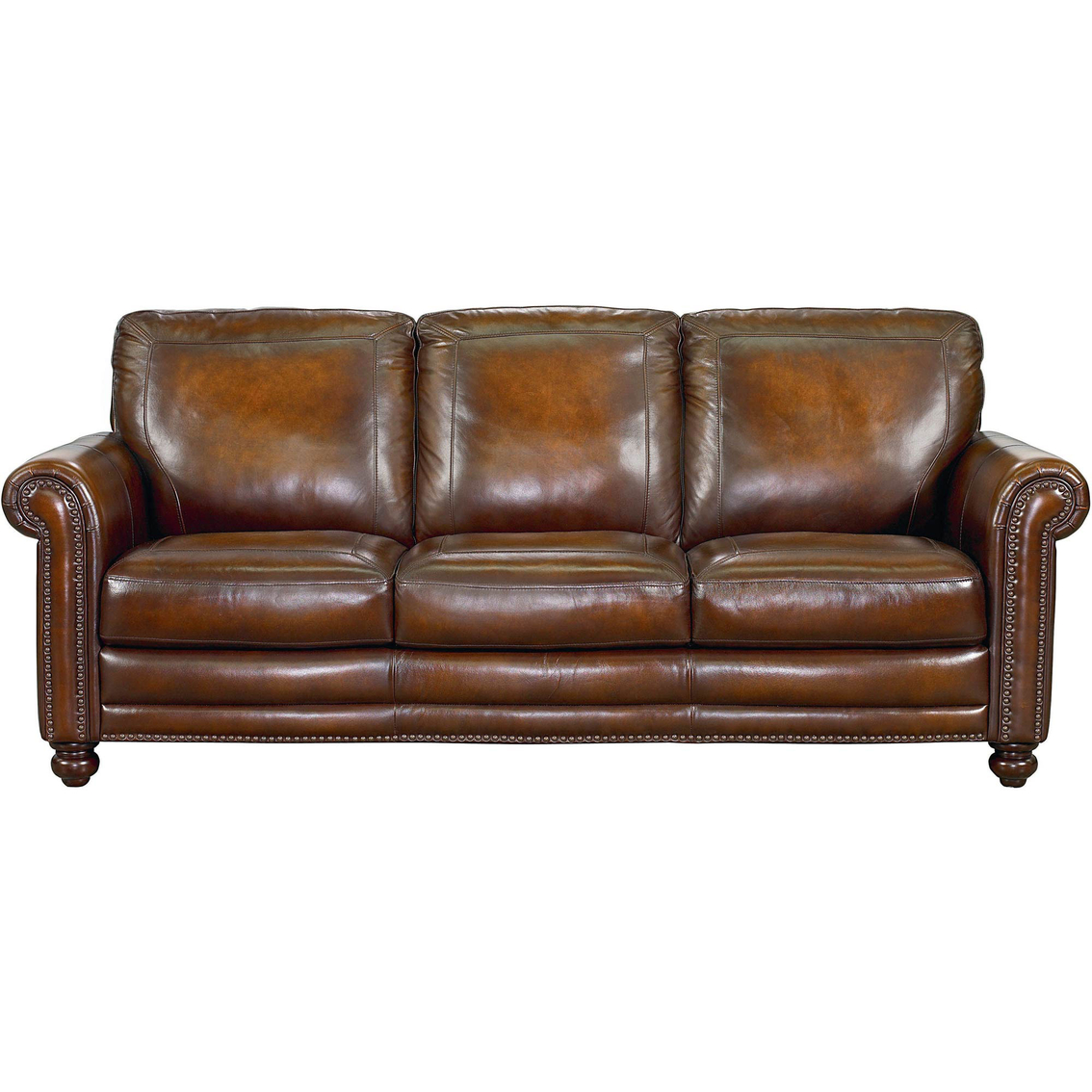 Bett Hamilton Leather Sofa Sofas