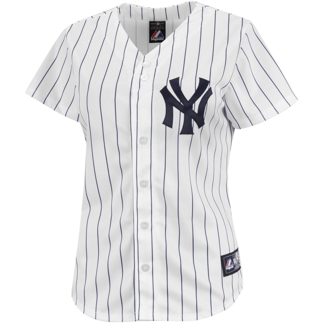 Majestic Mlb New York Yankees Replica Jersey Mlb Apparel