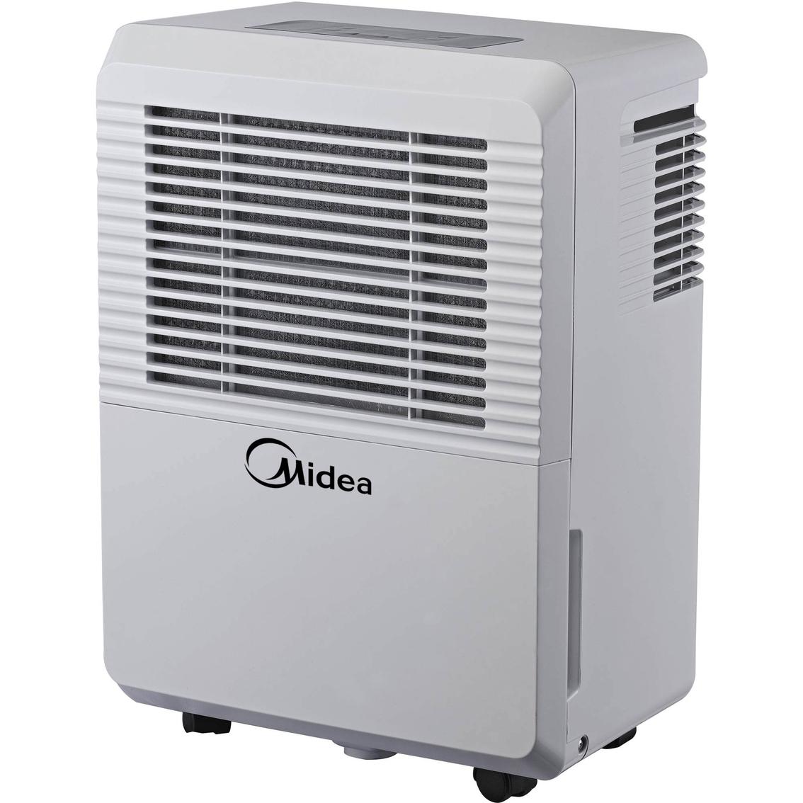 Midea 60 Pt. Dehumidifier Humidifiers & Dehumidifiers Home  #61646A