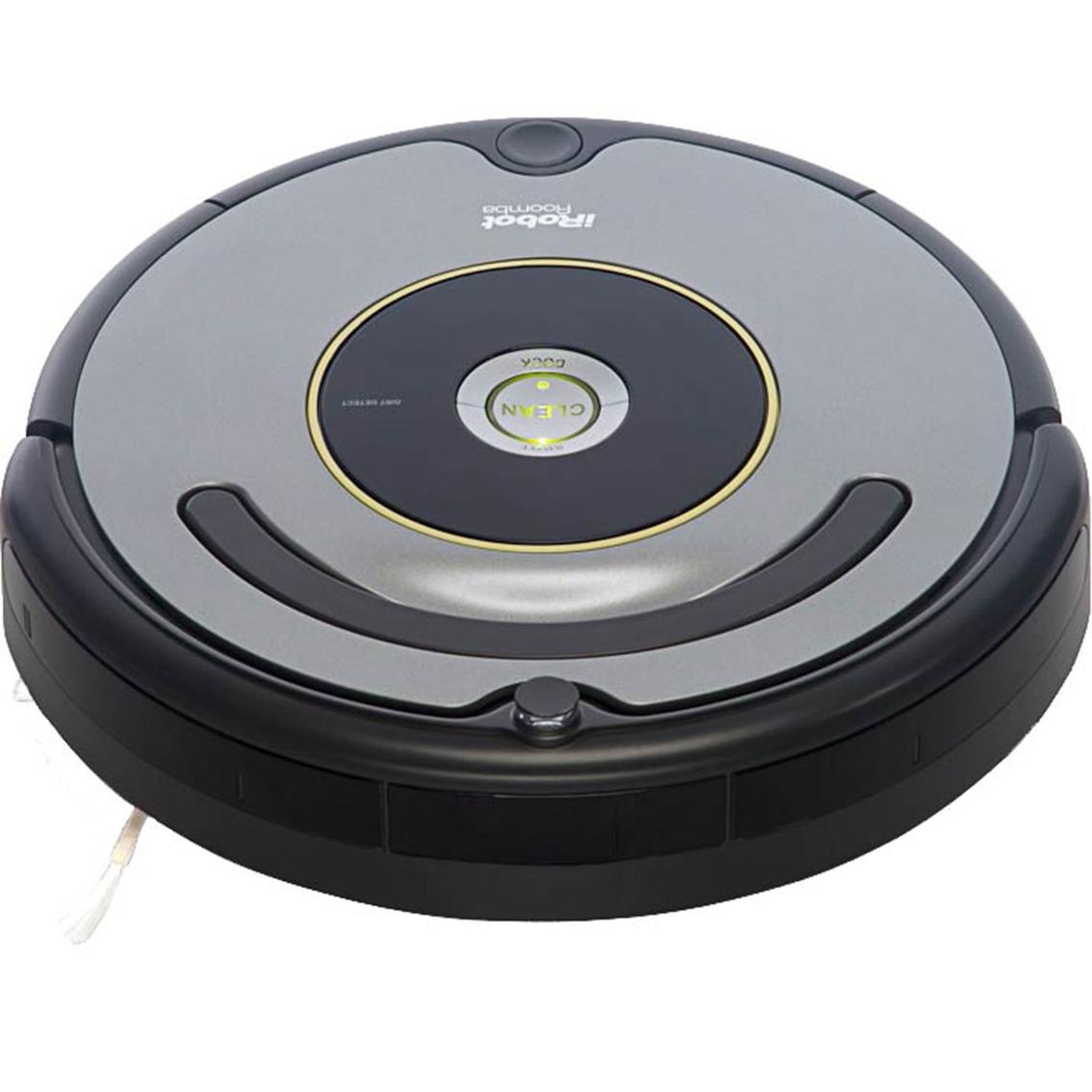 irobot roomba 630 vacuum cleaning robot robotics handheld vacs home appliances shop. Black Bedroom Furniture Sets. Home Design Ideas