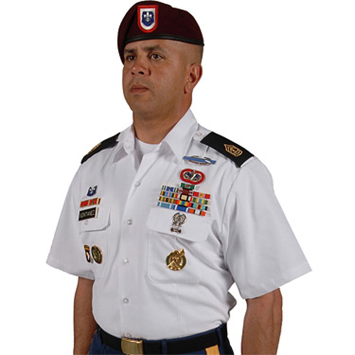 Photos of Class B Army Uniform