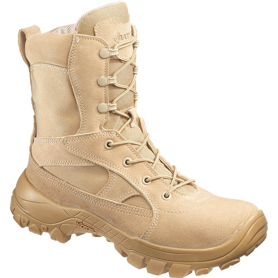 Bates Mens Army Delta 8 Desert Tan Combat Boots (1801) | Desert ...