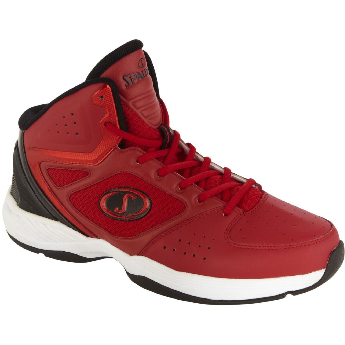 spalding s basketball shoe impact cleats sport