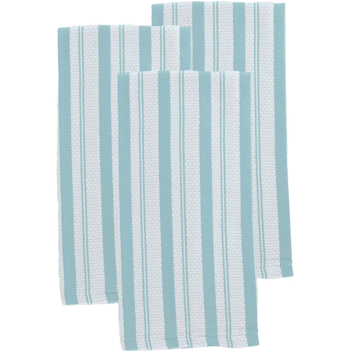 Martha Stewart Collection Striped Kitchen Towels 3 Pk ...