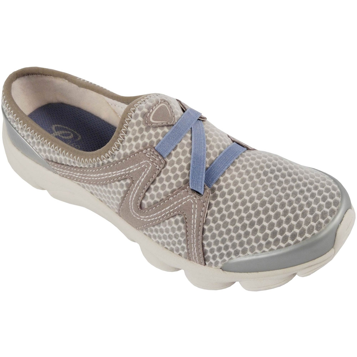 Easy Spirit Womens E360 Riptide Sneakers Walking Shoes Bedroom Slippers