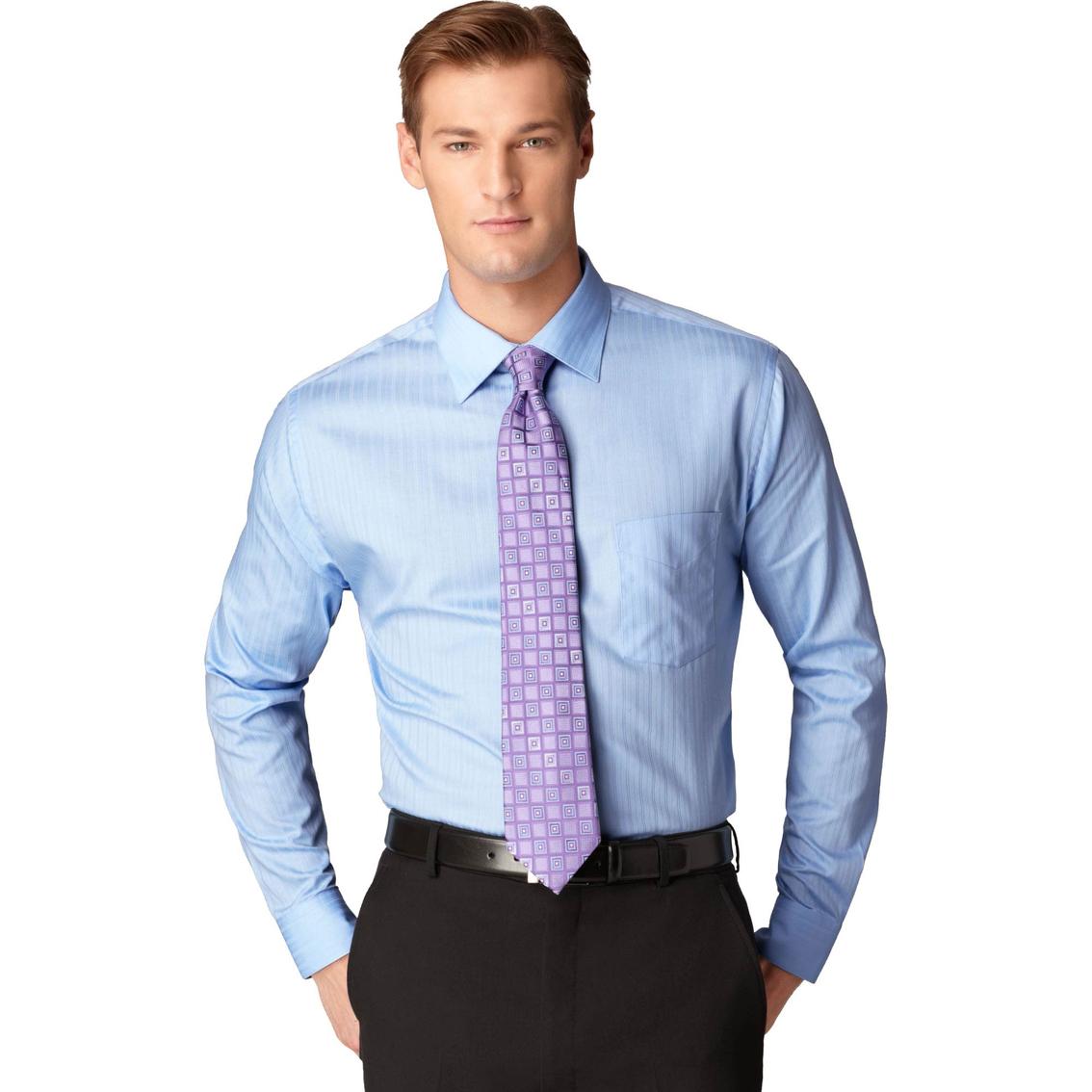 Arrow Satin Twill Dress Shirt Dress Shirts Apparel Shop The