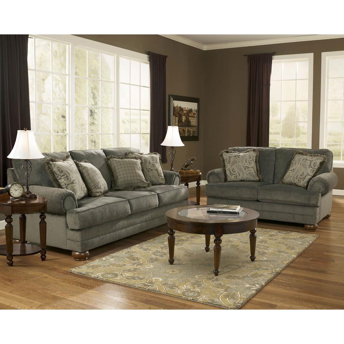 Ashley Parcal Estates 4 Pc Living Room Set Living Room Sets Home A