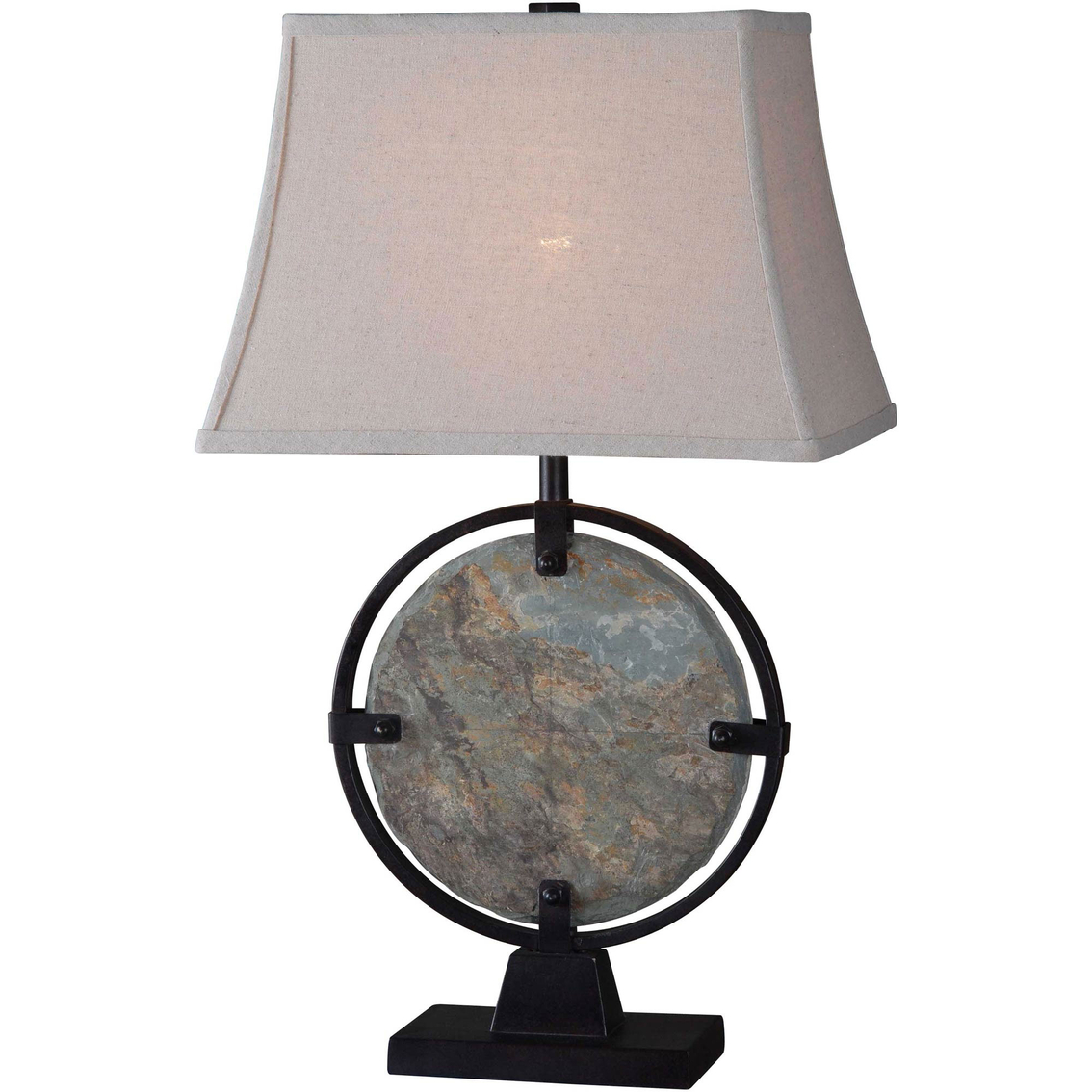 Kenroy Home Suspension Table Lamp