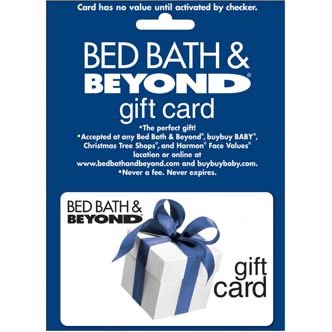 Bed Bath And Beyond Bulk Gift Cards