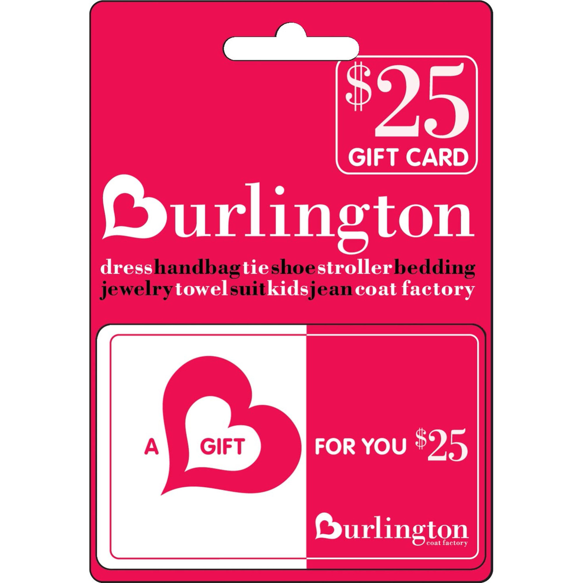 Burlington Coat Factory has designer and name-brand merchandise at up to 65% off other retailers' prices. They also offer in-store specials, style tips, and more .