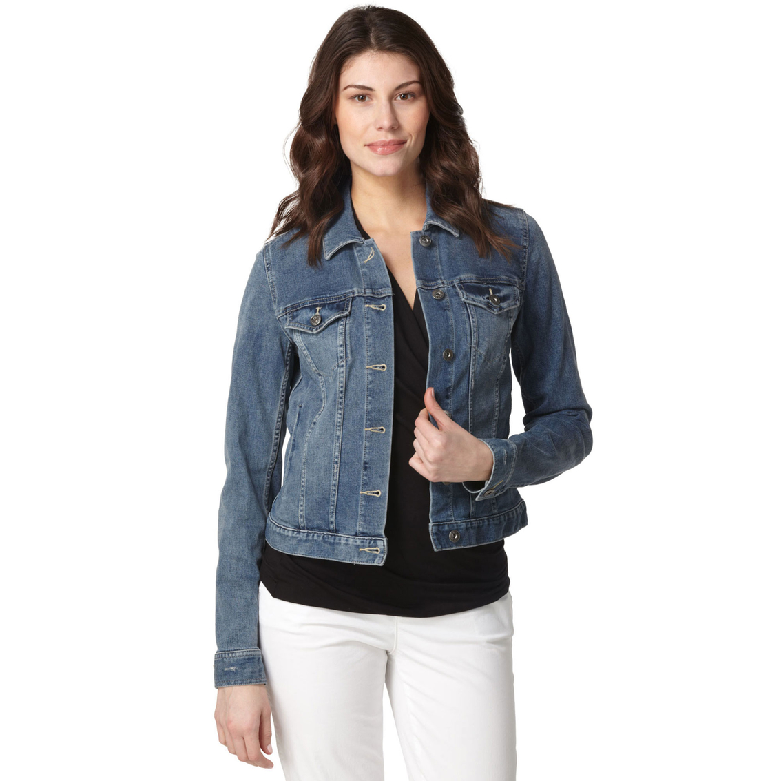 c5ade86f49 Two By Vince Camuto Jean Jacket