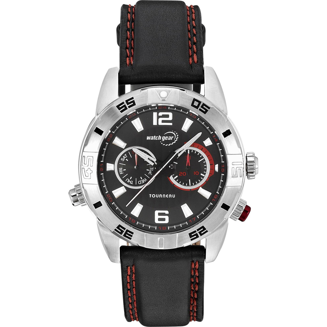 tourneau s watchgear with black grm sb39