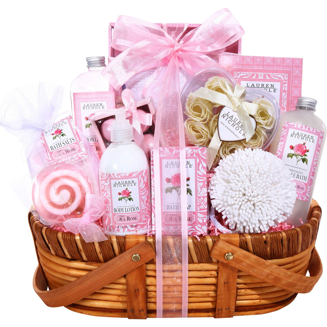 Petals Spa Gift Basket Skin Care Gift Sets Beauty Health Shop The Exchange
