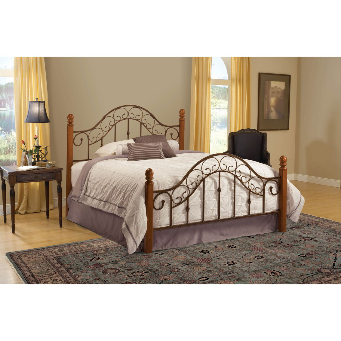 Bedroom Furniture Stores San Francisco: Hillsdale San Marcos Headboard And Footboard