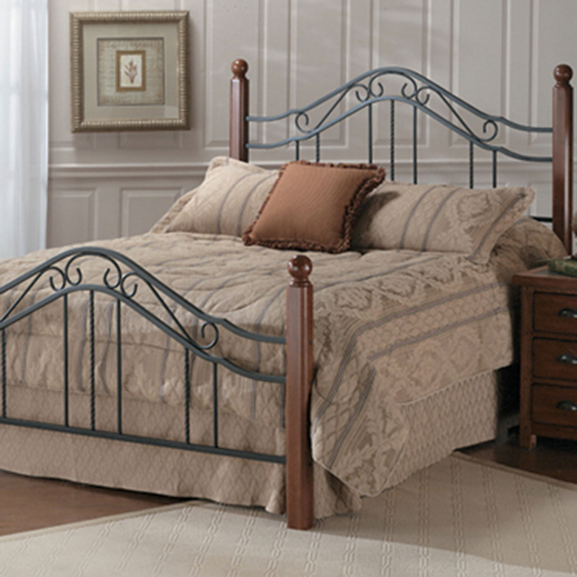 Hillsdale Madison Full Queen Headboard Beds Home