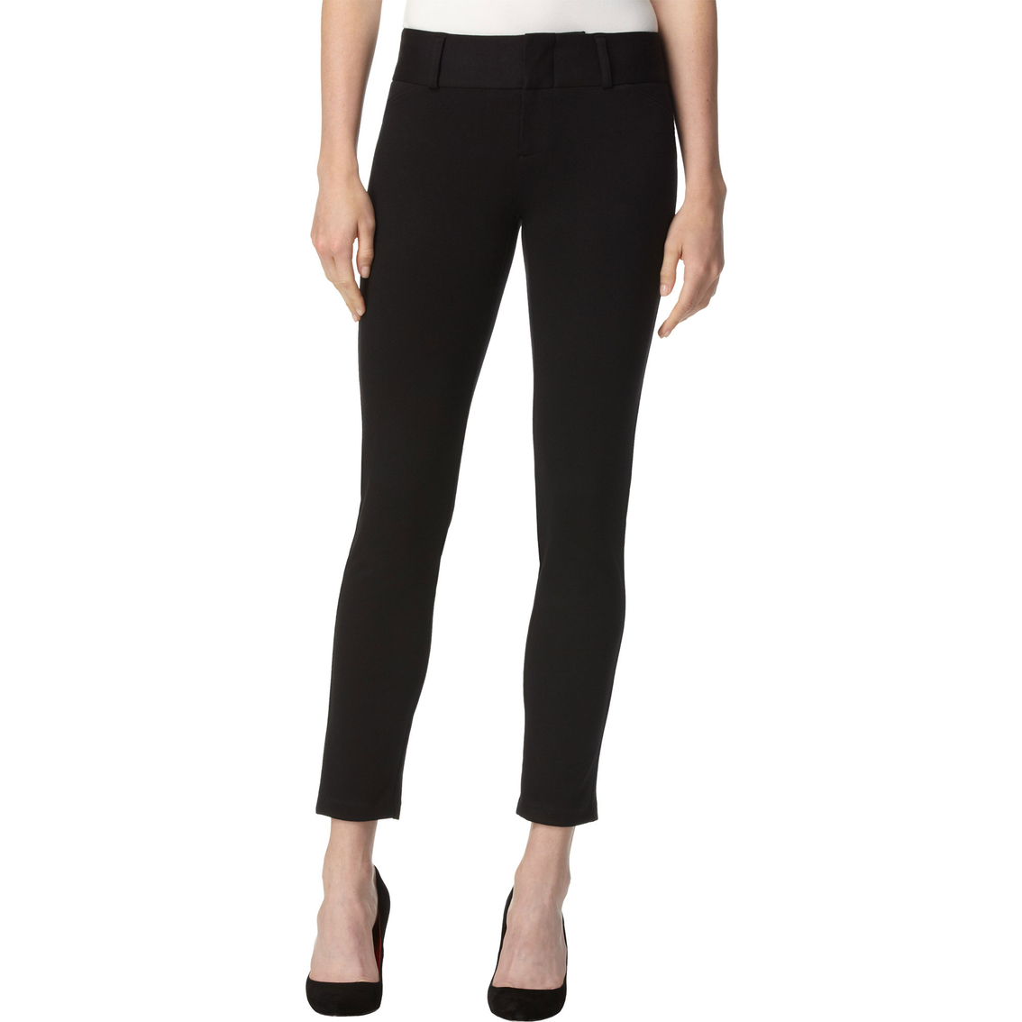 Michael Kors Petite Ponte Ankle Pants | Apparel | Apparel | Shop ...