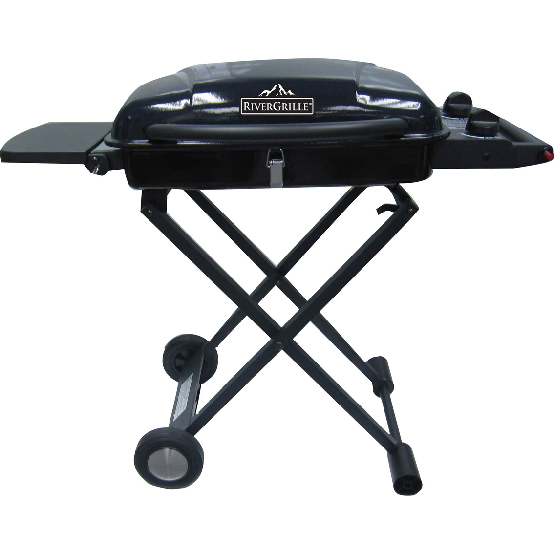 Rankam Two Burner Tailgate Gas Grill