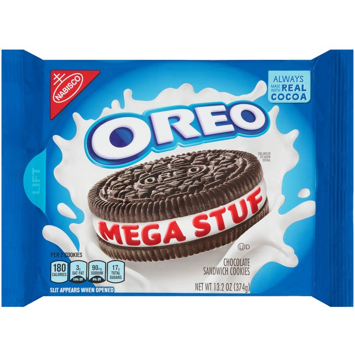 nabisco oreo mega stuff cookies desserts shop the exchange