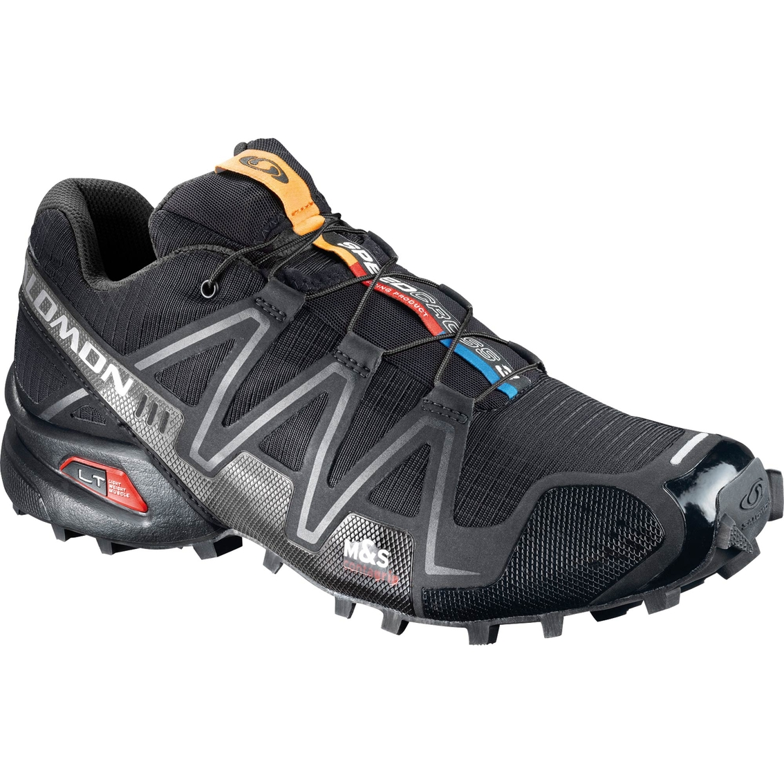 Salomon Men's Speedcross 3 Running Shoes | Hiking & Trail