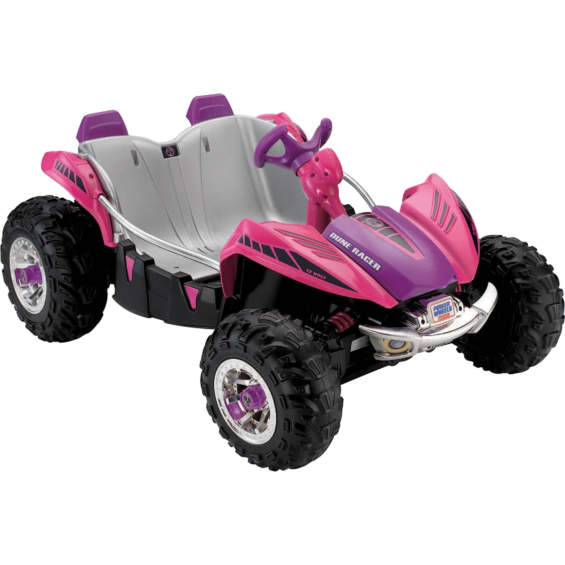 Fisher price power wheels dune racer battery powered for Fisher price motorized cars