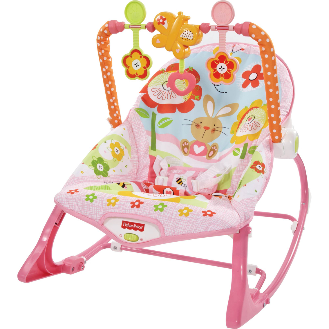 Fisher Price Infant To Toddler Rocker Swings Bouncers