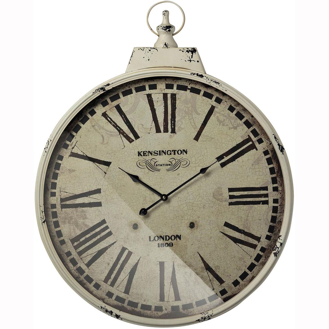 Kensington Station Wall Clock Atcsagacity Com