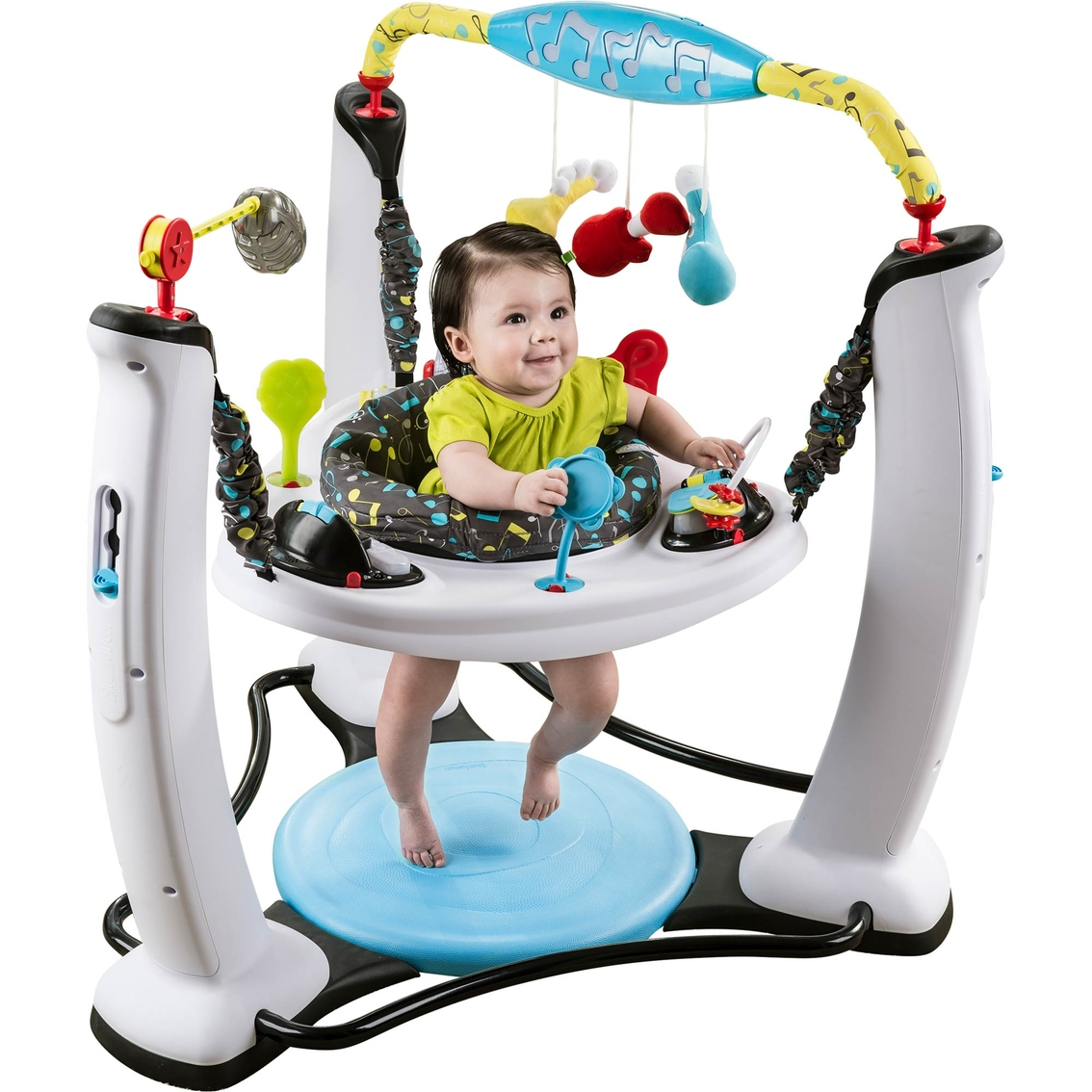 Evenflo ExerSaucer Jump and Learn Jam Session {Review ...
