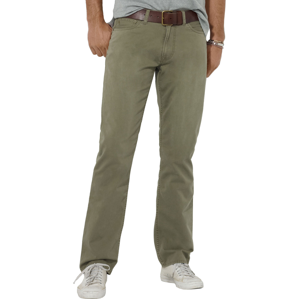 01d2e05a8d Polo Ralph Lauren Straight Fit 5 Pocket Chino Pants | Polo Ralph ...