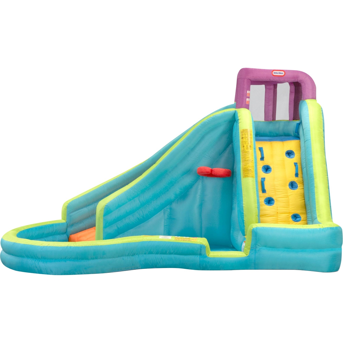 9bb35256a02 Little Tikes Slam  n Curve Slide