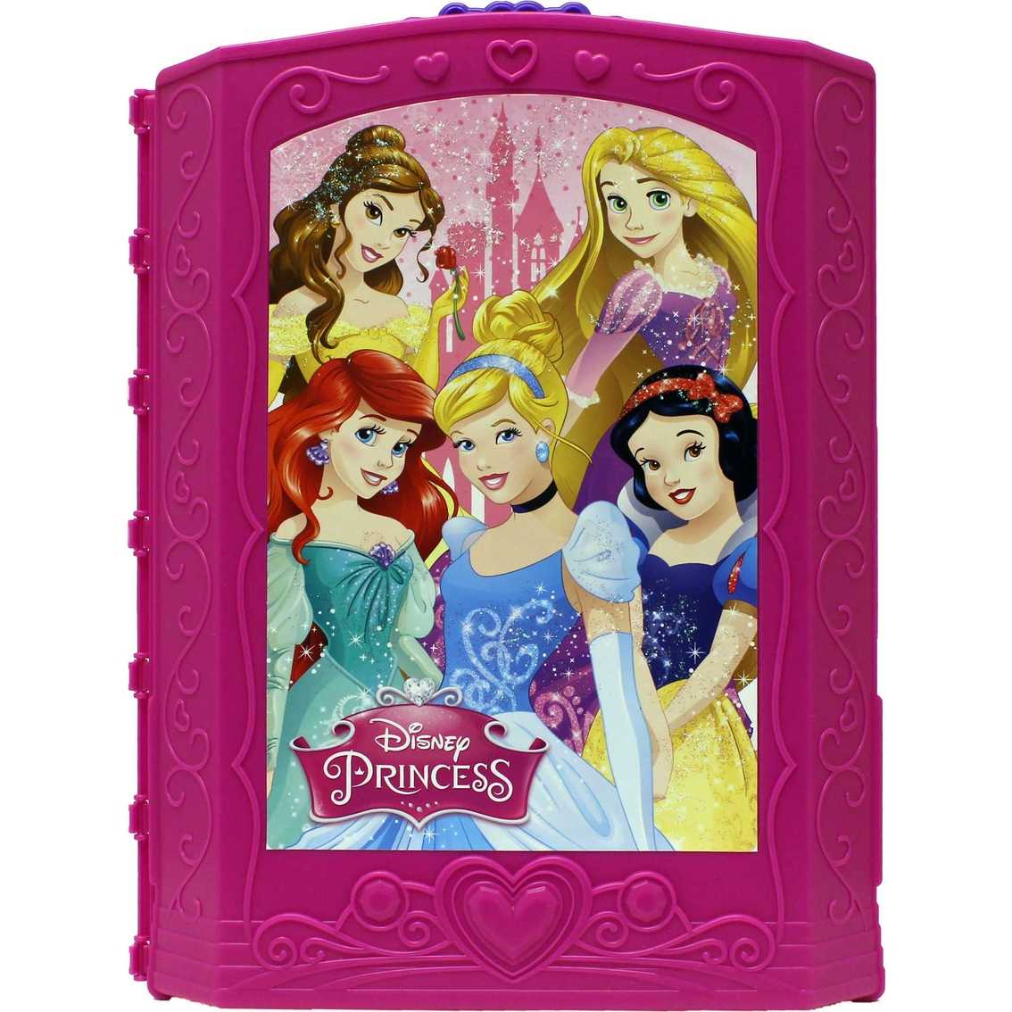 Disney Princess Toys : Disney princess doll case accessories baby toys