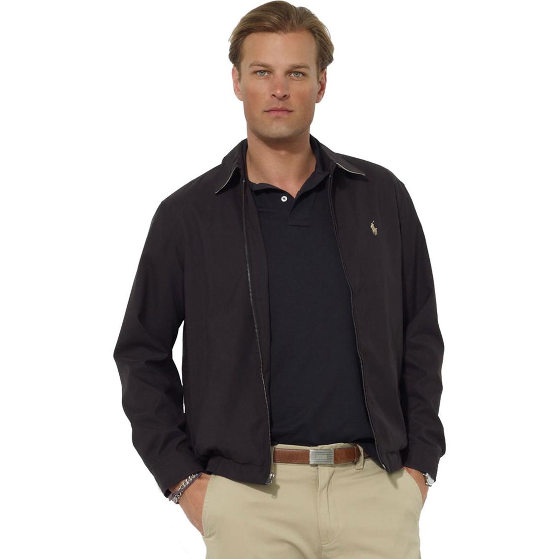 32f49a3804f911 Polo Ralph Lauren Bi Swing Microfiber Windbreaker Jacket | Polo ...