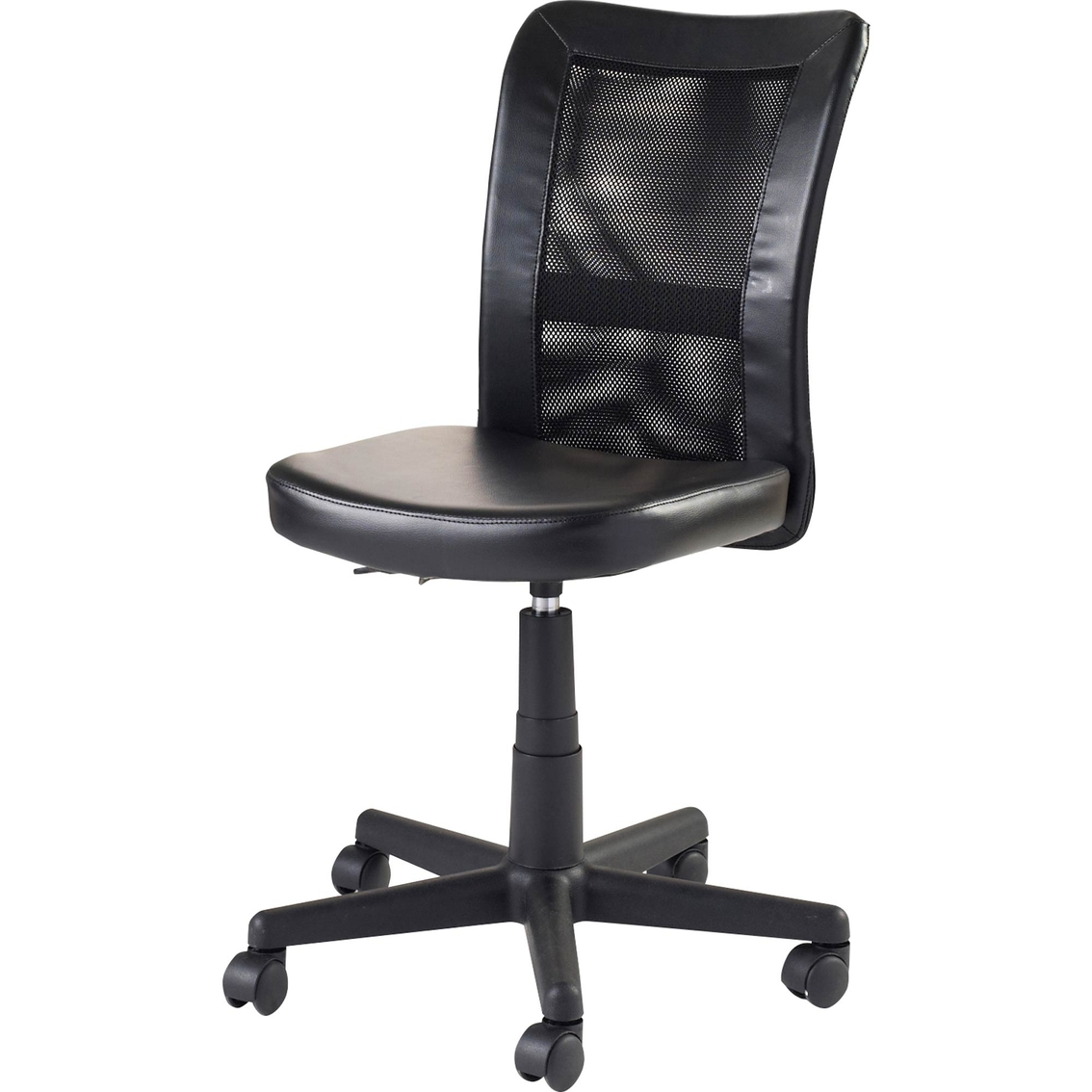 True Innovations Black Mesh Task Chair | Office Chairs ...