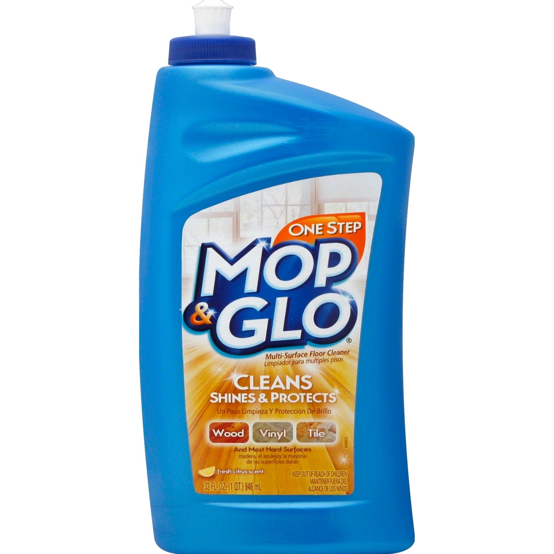 Mop Amp Glo One Step Multi Surface Floor Cleaner 32 Oz