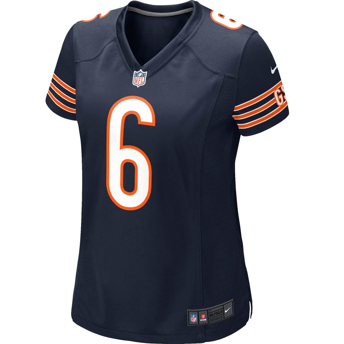 chicago bears cutler jersey women