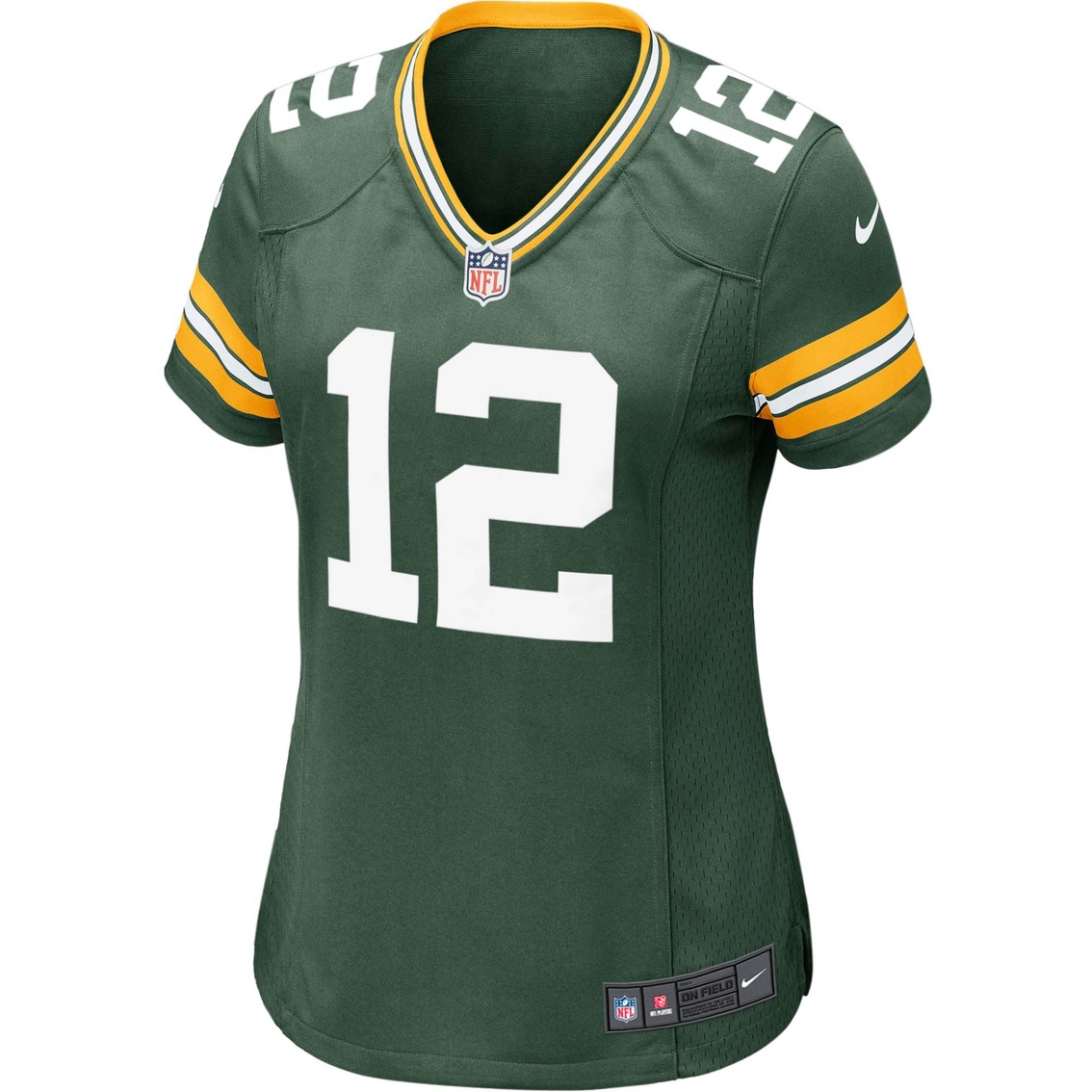 Nike Nfl Green Bay Packers Women S Aaron Rodgers Jersey