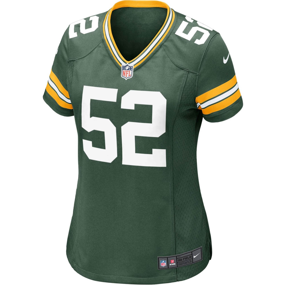 Nike nfl green bay packers women 39 s clay matthews jersey for Furniture xchange new jersey