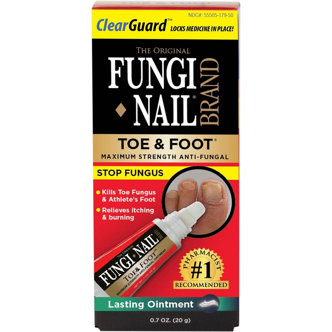 Fungi-nail Toe & Foot Anti-fungal Ointment | Foot Care | Beauty ...