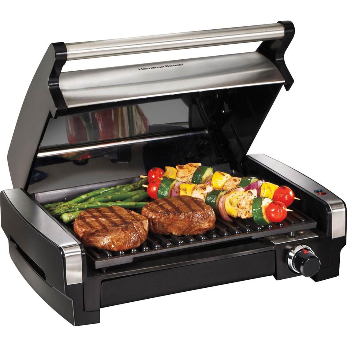 hamilton beach searing grill 25360 manual
