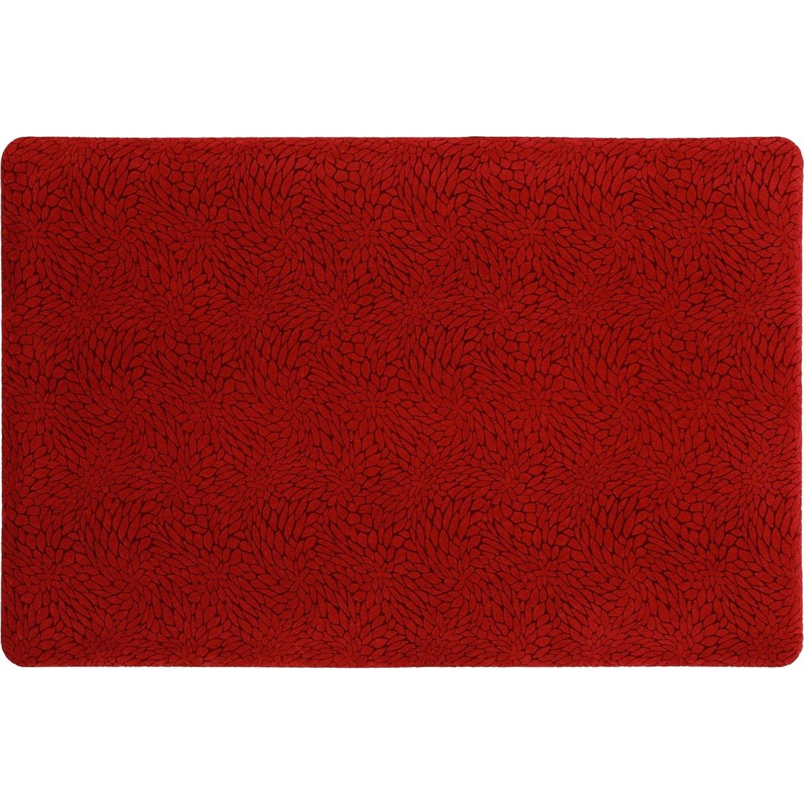 Red Kitchen Rugs And Mats Mohawk Home Rejuvenation Kitchen Mat Door Comfort Mats Home