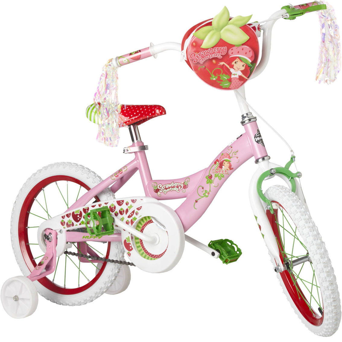 Huffy Girls Strawberry Shortcake 16 In Bicycle Kids