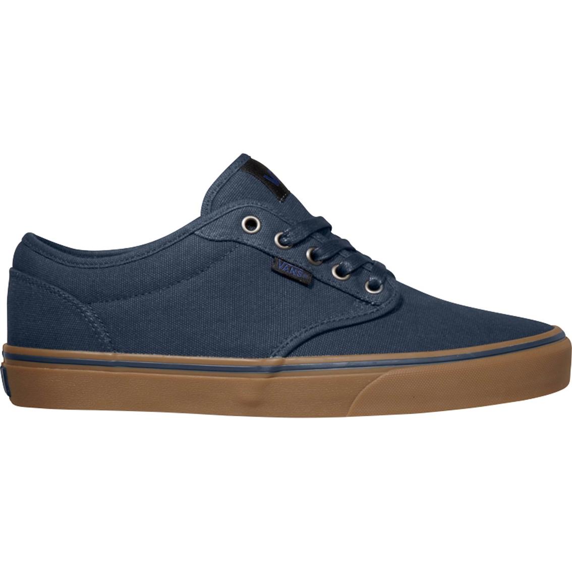 d001e2dccbd8b Vans Men's Atwood Canvas Shoes | Casuals | Back To School Shop ...